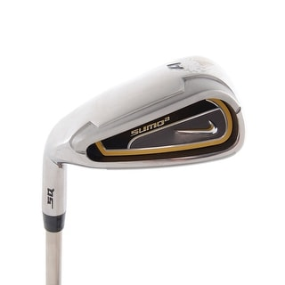 New Nike SUMO2 A-Wedge LEFT HANDED w/ True Temper Black Gold Shaft