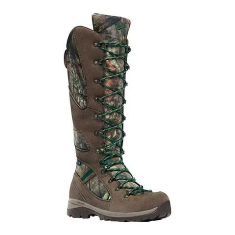 "Danner Women's Wayfinder Snake 15"" Knee High Boot Mossy Oak Break-Up Country Suede/Nylon"