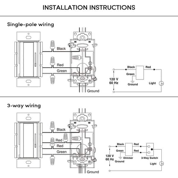 3 Way Dimmer Switches Wiring Diagram from ak1.ostkcdn.com