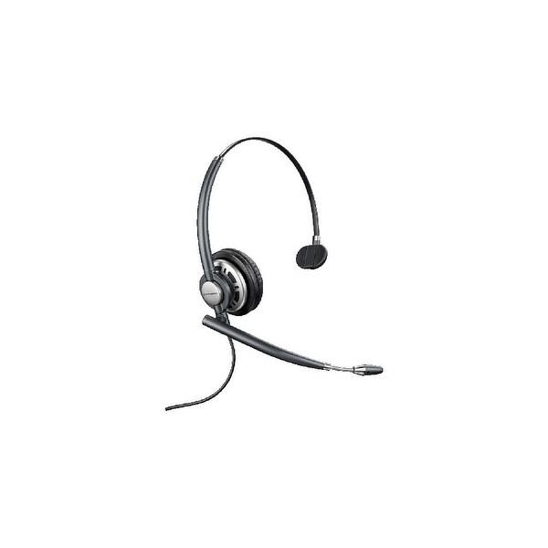 Plantronics EncorePro HW710 (Replaces the EncorePro HW291N) Monaural Noise-Cancelling Headset