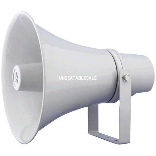 11 Inch Indoor/Outdoor 70 Volt 30W PA Horn - PHSP121T