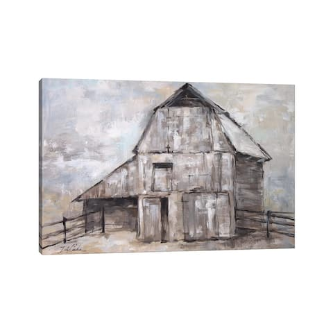 """iCanvas """"The Barn"""" by Debi Coules Canvas Print"""