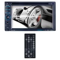 "Boss 6.2"" DDin Receiver DVD/CD/MP3 Bluetooth Touchscreen"