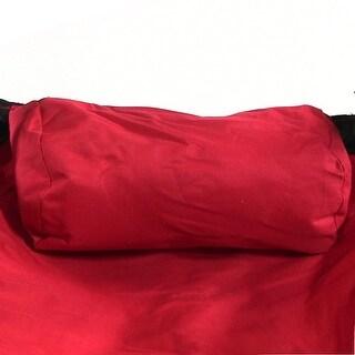 Sunnydaze Hanging Hammock Chair W/ Pillow & Drink Holder