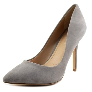 Charles By Charles David Pact Pointed Toe Suede Heels