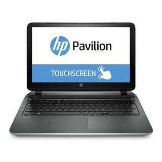HP Pavilion 14-v062us Touch Laptop Intel i3-4030u 1.9GHz 8GB 750GB Win 10