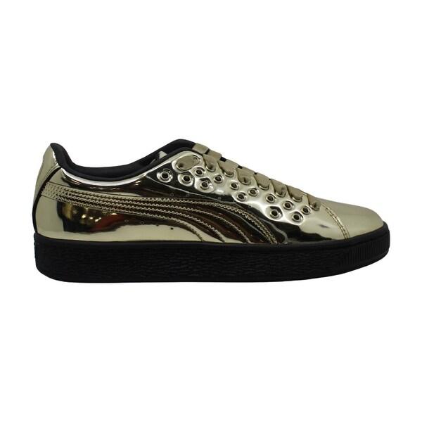 Shoes Basket XL Lace Metal Low Top Lace