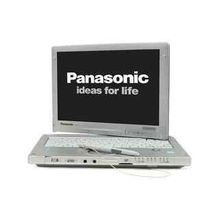 "Panasonic Cf-C1Bdnag1M 12.1"" Refurb 2-in-1 - Intel i5 2nd Gen 2.5 GHz 4GB 128GB SSD Win 10 Pro - Webcam, Touchscreen - Grade B"