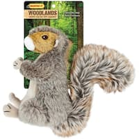 Westminster 16272 Plush Squirrel Dog Toy, Large