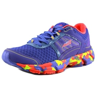 Avia Play Youth Round Toe Synthetic Running Shoe