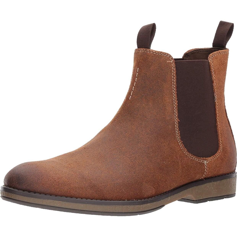 Shop CLARKS Men's Hinman Chelsea Boot