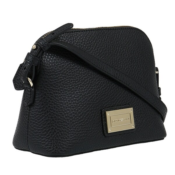 34ca034ba Shop Emporio Armani Y3B085 YH22A 80001 Black Crossbody Bag - Free ...