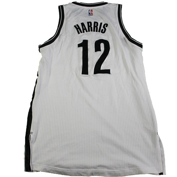 buy popular 51676 add90 Joe Harris Brooklyn Nets Game Used 12 White Jersey BKN00903 XL
