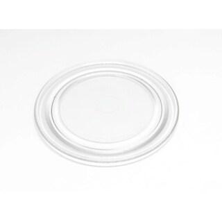 OEM Sharp Microwave Turntable Glass Tray Plate Shipped With R209EKA, R-209EKA