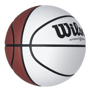 Wilson Official Size Autograph Basketball - WTB0590XDEF