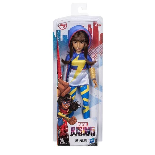 """Marvel Rising Secret Warriors Mme Marvel action figure 2018 10.5/"""""""