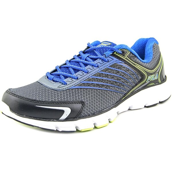 Fila Memory Maranello 2   Round Toe Synthetic  Running Shoe