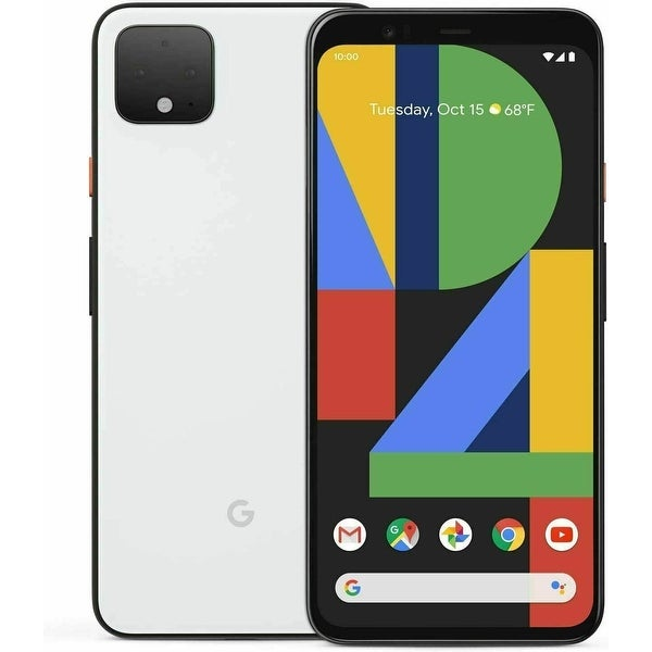 Google Pixel 4 64GB White G020I Verizon GSM Unlocked Excellent Condition / Grade A. Opens flyout.