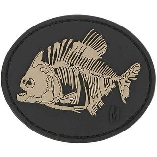 Maxpedition Piranha Bones Patch Glow - MXPIRAZ