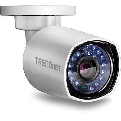 Trendnet Indoor/Outdoor 4 Megapixel Hd Poe Bullet Style Day/Night Network Camera, Digital Wdr, 2688 X 1520P, Smart Ir, I