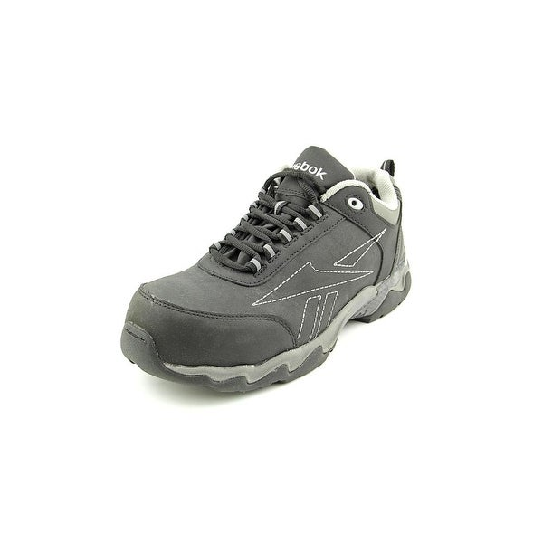 Reebok Beamer Hi Top   Round Toe Leather  Work Shoe
