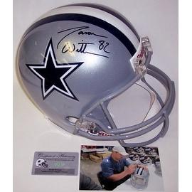 Jason Witten Autographed Hand Signed Dallas Cowboys Full Size Helmet - PSA/DNA