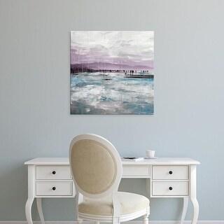 Easy Art Prints Clara Summer's 'Beach I' Premium Canvas Art
