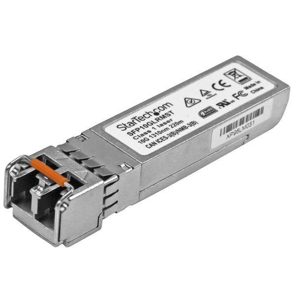 Startech 10 Gigabit Fiber Sfp+ Transceiver Module, Cisco Sfp-10G-Lrm Compatible (Sfp10glrmst)