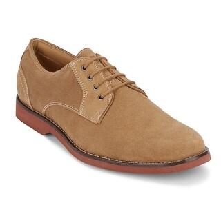 G.H. Bass & Co. Mens Proctor Suede Buck Oxford Shoe