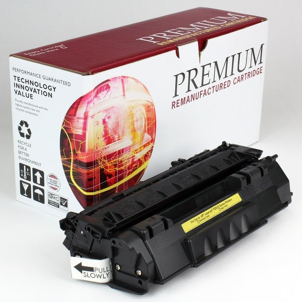 Re Premium Brand replacement for HP 53A Q7553A Toner (3,000 Yield)