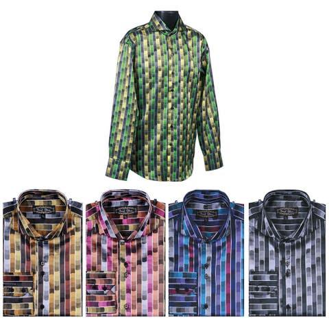 Men's Trendy Dress Shirt