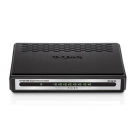 D-Link Network GO-SW-8G 8Port Unmanaged Gigabit Desktop Switch Retail