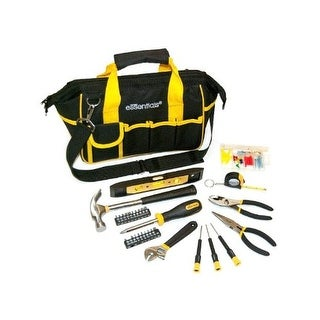 Great Neck 21044 Black Tool Bag, 32Pc