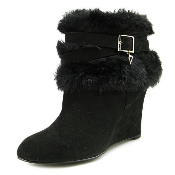 Thalia Sodi Saadie Women Black Boots