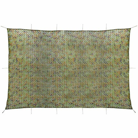 vidaXL Camouflage Camo Net Camping Army 13'x19.7' Cover