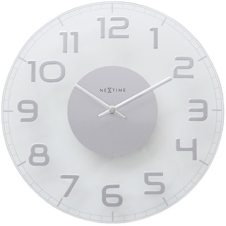Link to NeXtime Classy Round Wall Clock Similar Items in Decorative Accessories