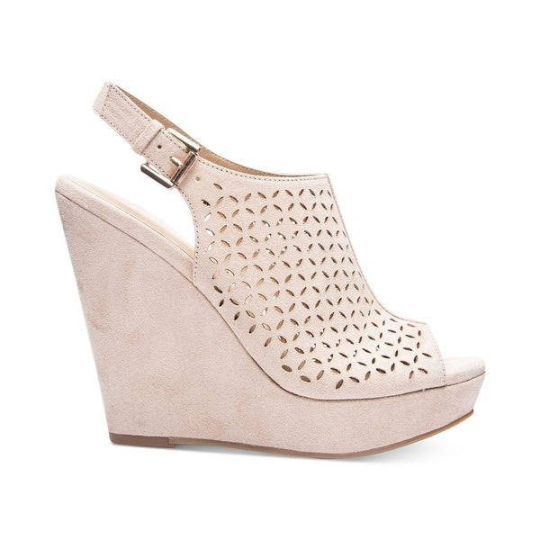Chinese Laundry Womens Monique Peep Toe Special Occasion Platform Sandals