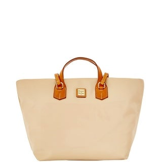 Dooney & Bourke Windham Large Leighton Tote (Introduced by Dooney & Bourke at $228 in Jan 2016) - Beige