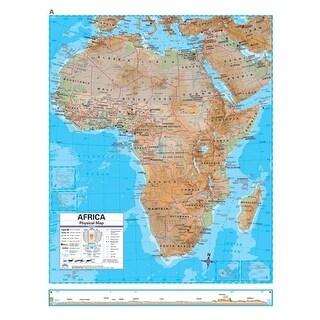 Universal Map 762546948 Africa Advanced Physical Deskpad Map Set