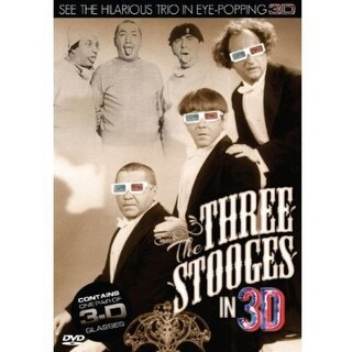 Three Stooges - Three Stooges in 3D [DVD]