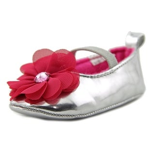 Laura Ashley Infant Ballerina Infant Round Toe Synthetic Ballet Flats