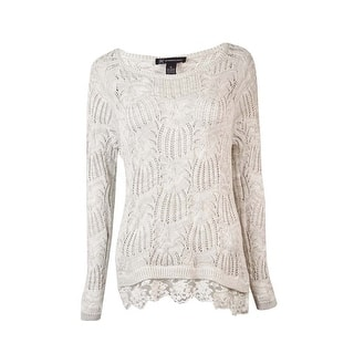 INC International Concepts Women's Lace-Hem Cable Sweater|https://ak1.ostkcdn.com/images/products/is/images/direct/288e4cba017e8aef17ab819e3b2a5310790b5e28/INC-International-Concepts-Women%27s-Lace-Hem-Cable-Sweater.jpg?impolicy=medium