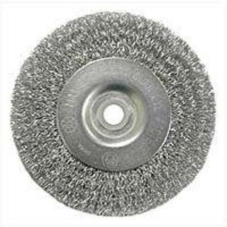 """Weiler 36401 Wire Wheel Brushes, 3"""""""