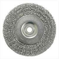 Weiler 36401 Wire Wheel Brushes, 3""
