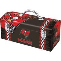 "Sainty 79-329 Tampa Bay Buccaneers NFL Tool Box, 10"""