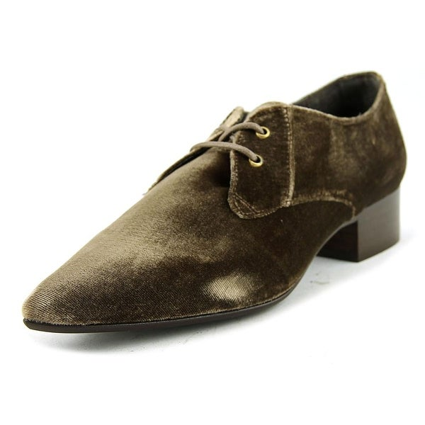 Sixtyseven 78810 Round Toe Canvas Oxford