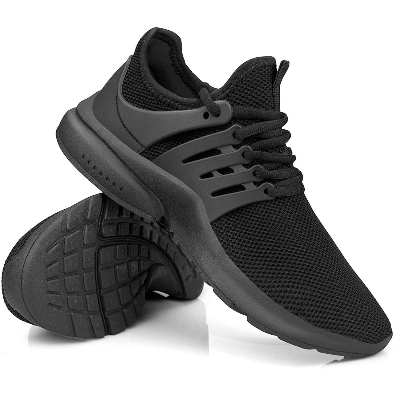 Troadlop Womens Sneakers Lightweight Breathable Slip On Shoes