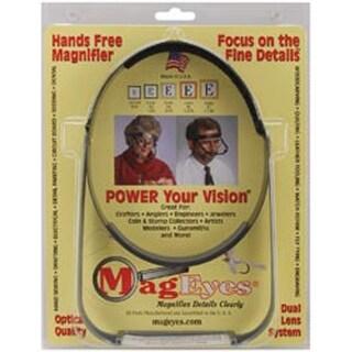 Full Circle/Double Hi - Black - MagEyes Magnifier
