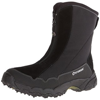 Icebug Mens Suede Water Resistant Winter Boots - 11.5