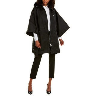 Link to Burberry Detachable Hood Logo Applique Cape Similar Items in Jackets